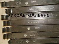 Лист рессоры передней №2 Howo, Hania, Sinotruk (6x4)