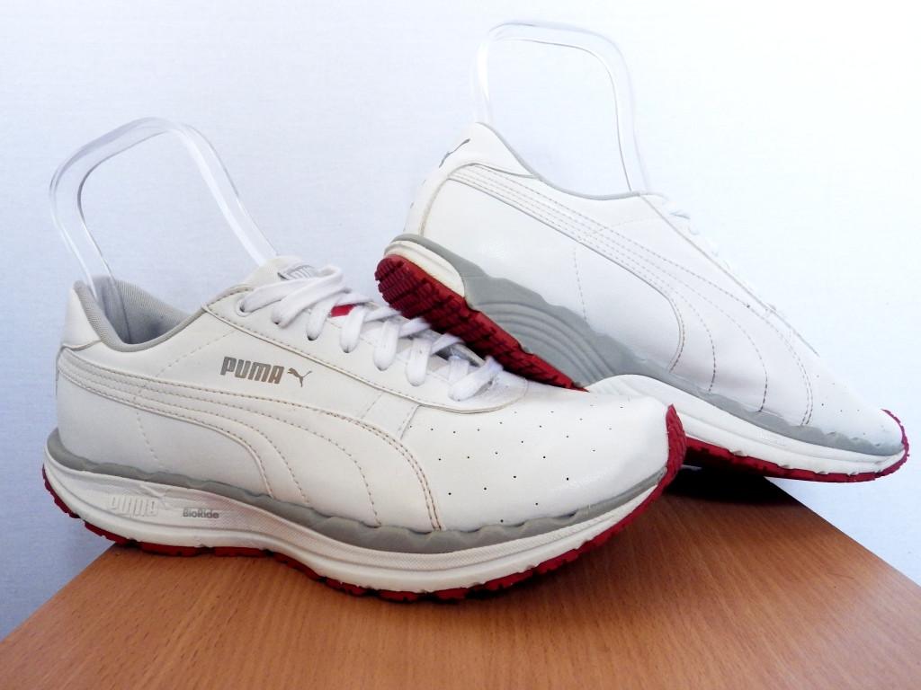 905483f008cd Женские спортивные кроссовки Puma BodyTrain LS 100% Оригинал р-р 40 (25,5  см) (б у,сток) original белые пума