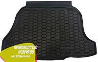 Авто коврик в багажник Chery Tiggo 2 2017- (Avto-Gumm) Автогум, фото 1