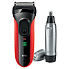 Электробритва Braun Series 3 3030 + Триммер EN 10