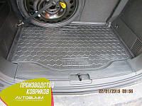 Авто коврик в багажник Chevrolet Tracker 2013- (Avto-Gumm) Автогум, фото 1