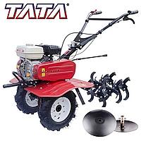 Мотоблок бензиновый Tata ТТ 900M (7 л. с., WM170F, фреза в к-те) оригинал