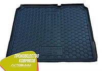 Авто коврик в багажник Citroen C4 2010- (Avto-Gumm) Автогум, фото 1