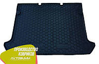 Авто коврик в багажник Fiat Doblo 2000- (без решетки) (Avto-Gumm) Автогум, фото 1