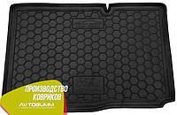 Авто коврик в багажник Ford B-Max 2013- нижняя полка (Avto-Gumm) Автогум