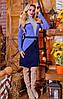 Женственное теплое платье (в расцветках), фото 6