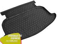 Авто коврик в багажник Geely Emgrand (EC7-RV) 2012- Hatchback (Avto-Gumm) Автогум