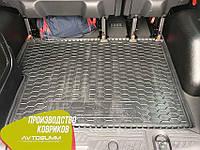 Авто коврик в багажник Ford Tourneo Custom 2015- (Avto-Gumm) Автогум, фото 1