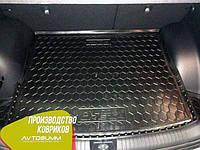 Авто коврик в багажник Hyundai Creta 2017- (Avto-Gumm) Автогум