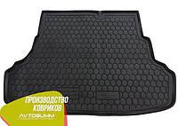 Авто коврик в багажник Hyundai Accent (RB) 2011- (Avto-Gumm) Автогум