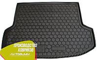 Авто коврик в багажник Hyundai ix35 2010- (Avto-Gumm) Автогум, фото 1