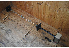 Вертел до 10 кг с электроприводом для барбекю