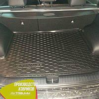 Авто коврик в багажник Kia Sportage 4 2016- (Avto-Gumm) Автогум