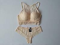 Комплект женского нижнего белья Бюстье Бралет Чашка В Fnniss 1010, фото 1