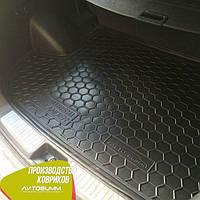 Авто коврик в багажник Mitsubishi Outlander 2003-2007 (Avto-Gumm) Автогум