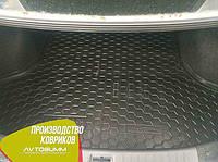 Авто коврик в багажник Nissan Sentra 2015- (Avto-Gumm) Автогум, фото 1