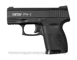 Пистолет стартовый Retay Arms P114 (black)