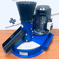 Гранулятор кормовых гранул Rotex-100 (без двигателя, под дв. 1,5 кВт, 1500 об./мин) матрица 100 мм, 40 кг/час