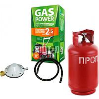 Газовый модуль (комплект ГБО) GasPower для мотоцикла (трицикла) оригинал