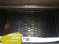 Авто коврик в багажник Ravon R2 2015- (Avto-Gumm) Автогум