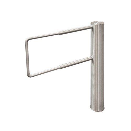 Турникет-калитка Gate-TTS, шлифованная нержавеющая сталь