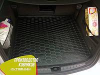 Авто коврик в багажник Seat Altea XL 2006- верхняя полка (Avto-Gumm) Автогум