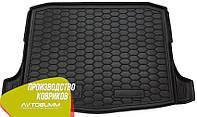 Авто коврик в багажник Skoda Karoq 2018- (Avto-Gumm) Автогум