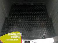 Авто коврик в багажник Skoda SuperB 2008-2014 (Avto-Gumm) Автогум