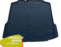 Авто коврик в багажник Skoda Rapid 2013- Liftback (Avto-Gumm) Автогум, фото 1