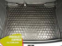Авто коврик в багажник Skoda Rapid 2013- Spaceback (Avto-Gumm) Автогум