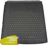 Авто коврик в багажник Volkswagen Passat B6/B7 05-/11- (Sedan) (Avto-Gumm) Автогум