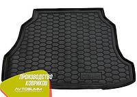 Авто коврик в багажник Zaz Forza 2011- Hatchback (Avto-Gumm) Автогум
