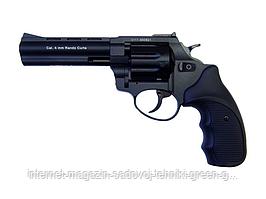 """Револьвер Stalker 4.5"""" черный (стальной барабан) пластик"""