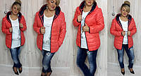 Женская куртка весення хс-6хл