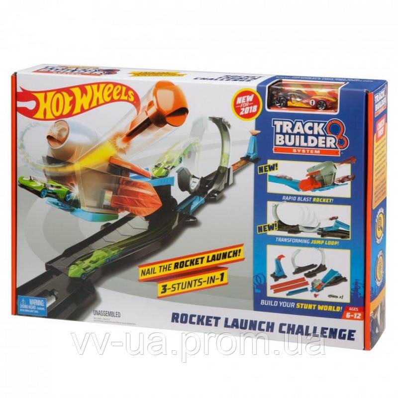 Игровой набор Hot Wheels Запуск ракеты (FLK60)