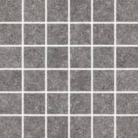 DDM06636   Мозаика ROCK для кухни 5x5 темно-серая Rako