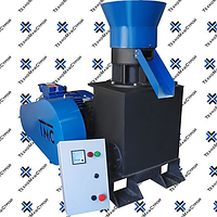 Гранулятор топливных пеллет Гранд-400 (Grand-400) 30 кВт, матрица 400 мм, от 400 кг/час