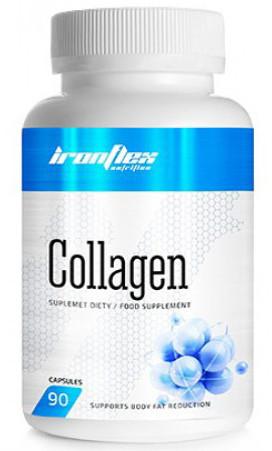 Для суглобів і зв'язок IronFlex - Collagen (90 таблеток)