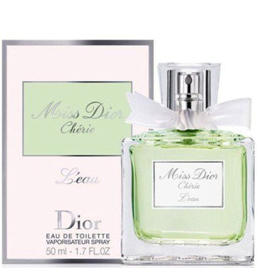 Christian Dior Miss Dior Cherie L`eau edt 50ml (лиц.)