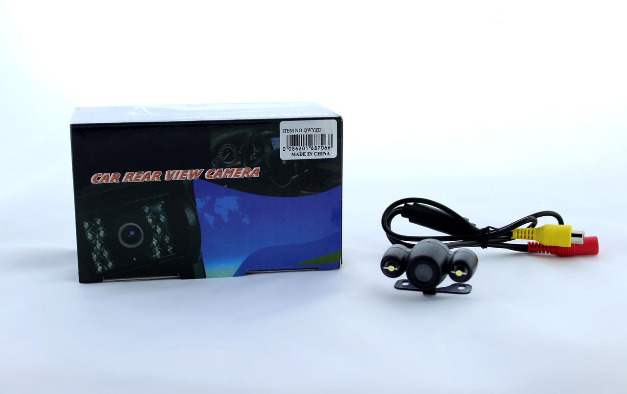 Автокамера CAR CAM. QWY 2D, камера заднего вида PR3