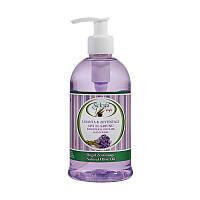 SELESTAlife Жидкое мыло для рук  с лавандой и оливковым маслом 320 мл