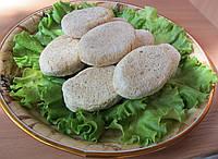 Зразы картофельные с яйцом и луком