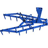 Борона регулируемая Мотор Сич БН-1 (AMG) для всех типов мотоблоков