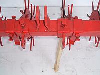 Борона ротационная (4 секции) для мотоблока, мототрактора и минитрактора