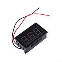 Вольтметр датчик цифр LED дисплей DC 4,5V ― 30V напряжение измеритель Диапазон измерений: 4.5 ~ 30 V; Потребля