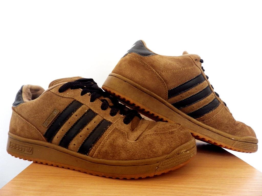Мужские кроссовки Adidas Men's Comptown ST 100% Оригинал р-р 43 (27,5 см)  (б/у,сток) original адидас