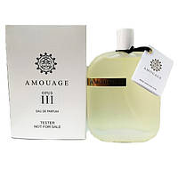 Amouage The Library Collection Opus III 100 ml edp Tester