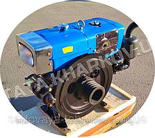 Двигатель дизельный Tata (Zubr) ZH1100 (15 л. с., с электростартером)