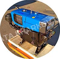 Двигатель дизельный Tata (Zubr) ZH1105N (18 л. с., с электростартером)