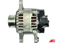 Генератор (новый) для Fiat Doblo 1.9 Diesel. 65 Ампер. Фиат Добло 1,9 дизель.